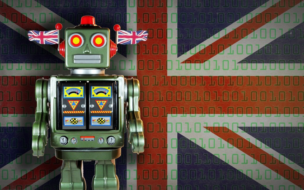 british-robot