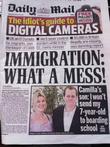 Perceptions of immigration: What a mess!